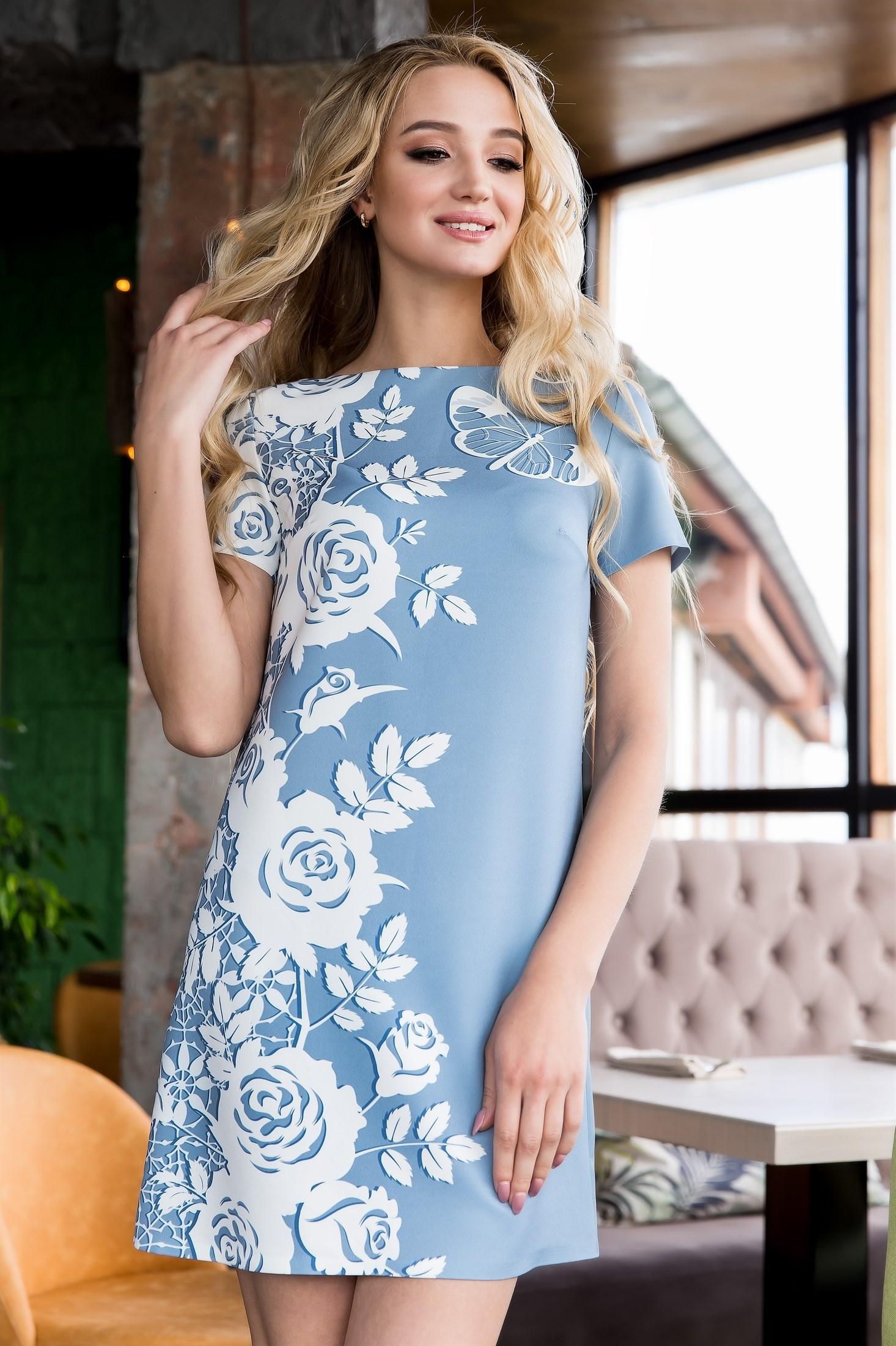 68-20 Платье