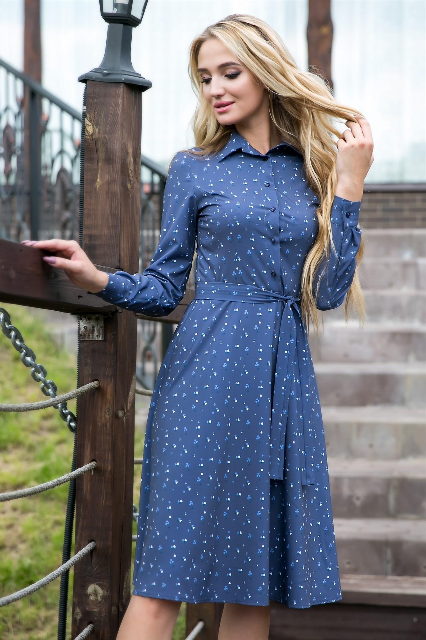 71-18 Платье