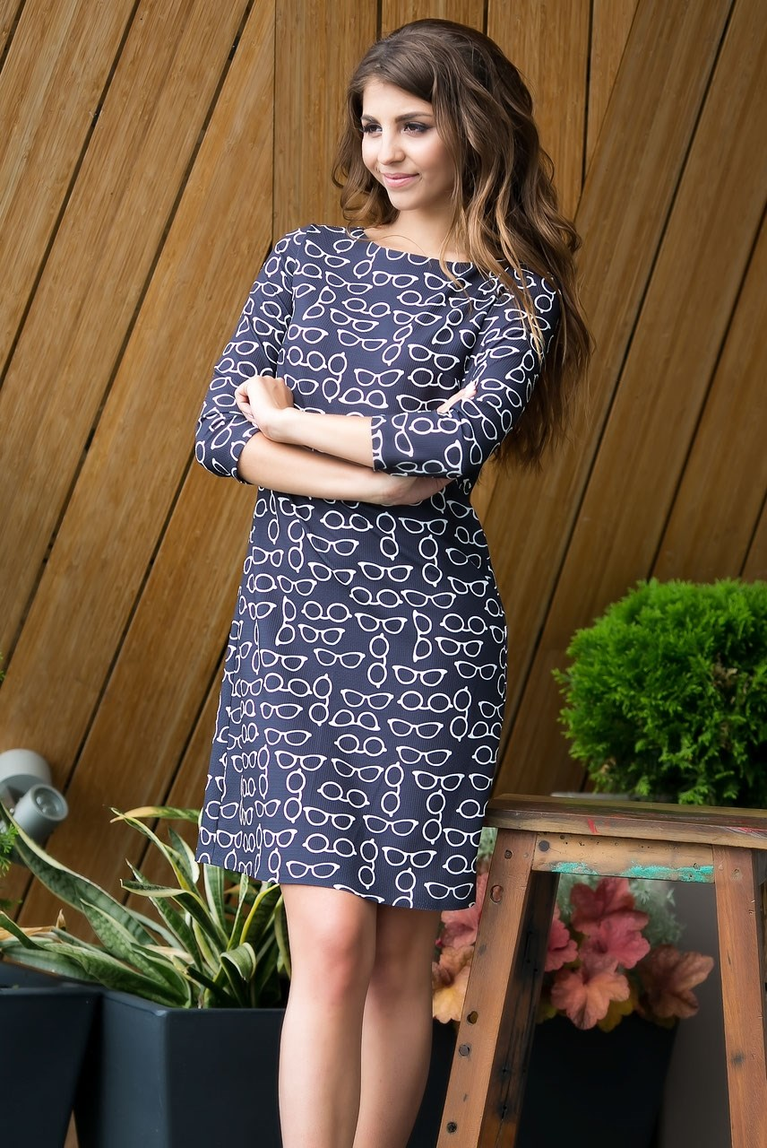 73-02 Платье