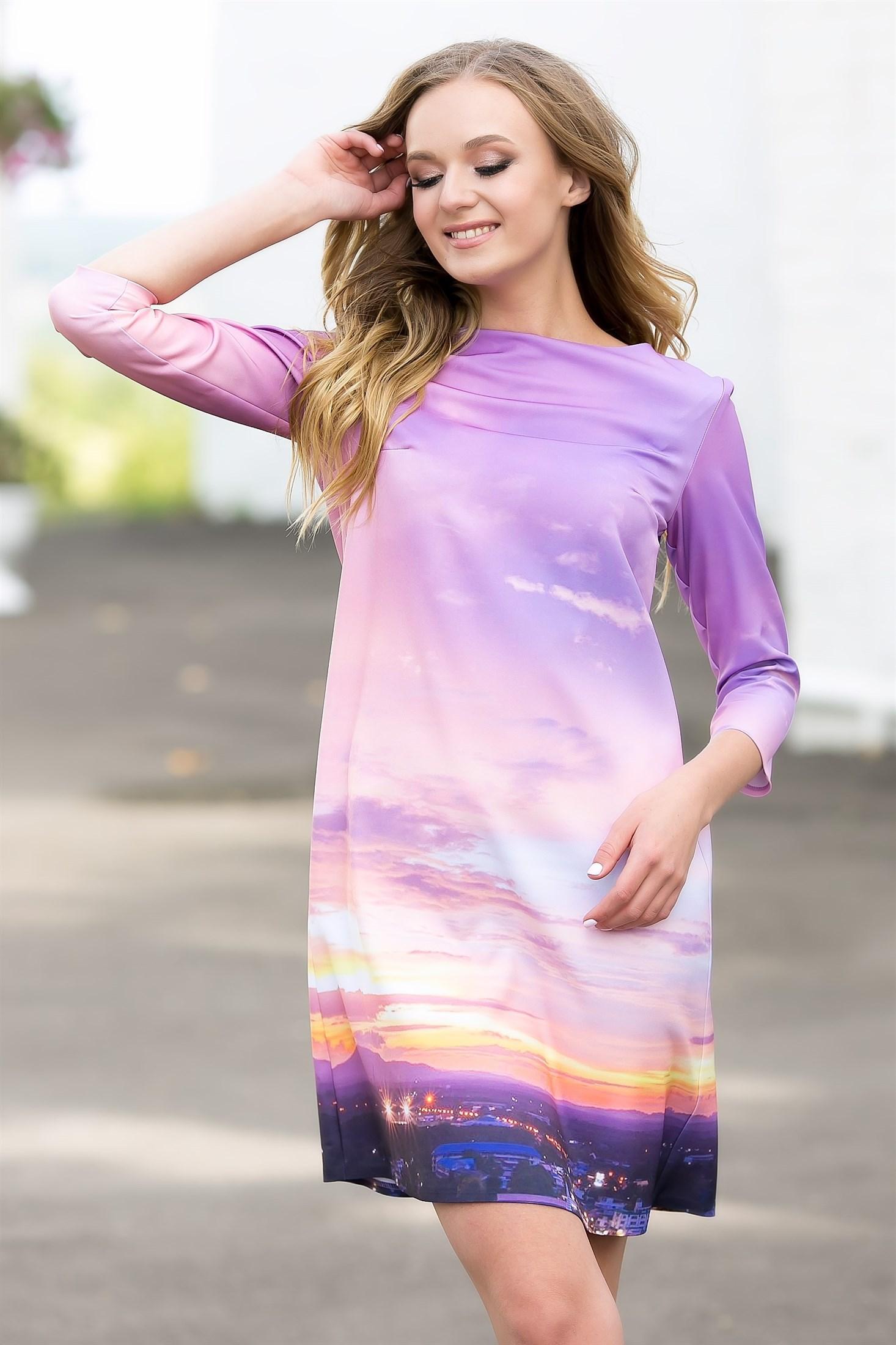 74-12 Платье