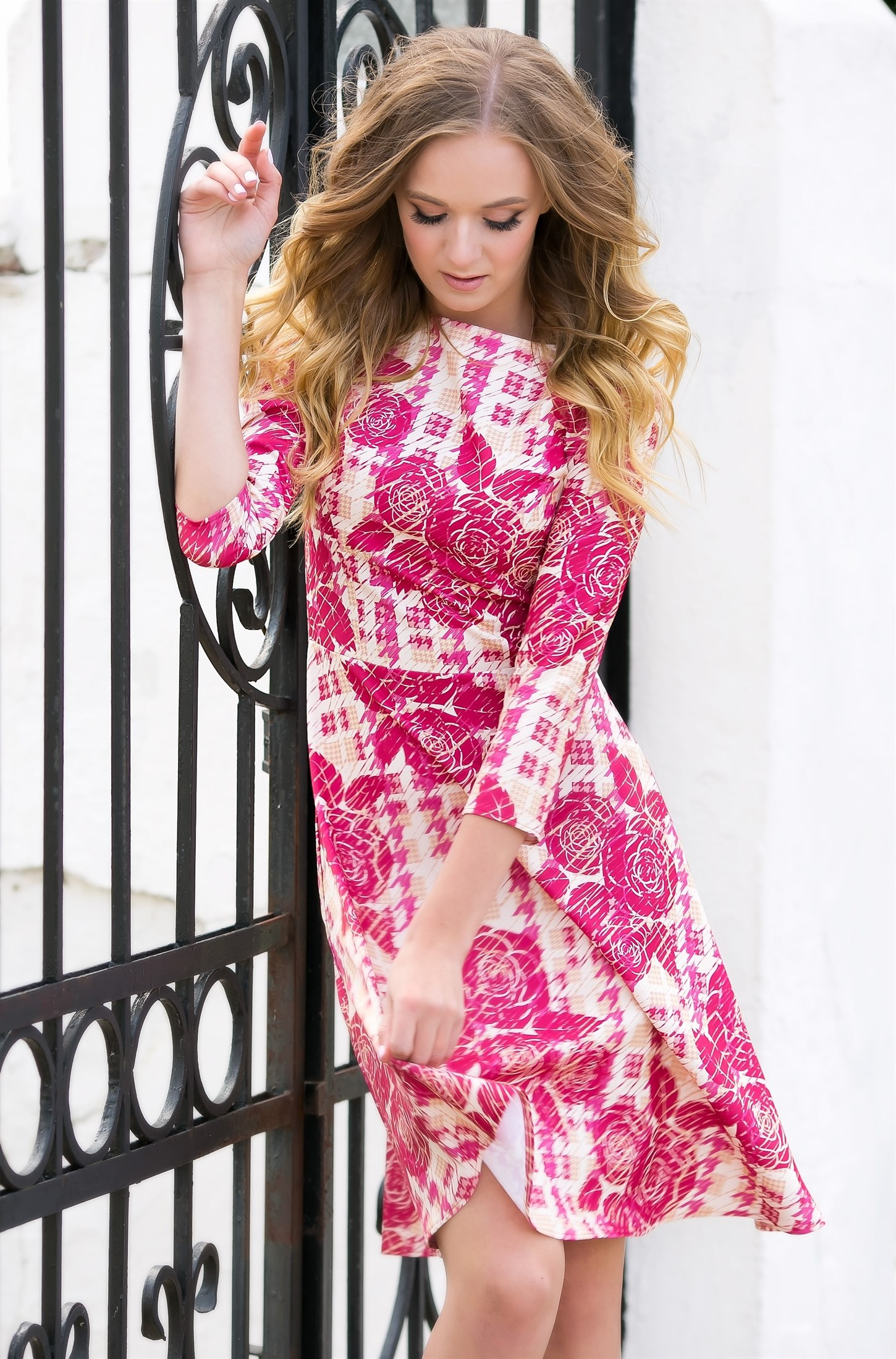 74-05 Платье
