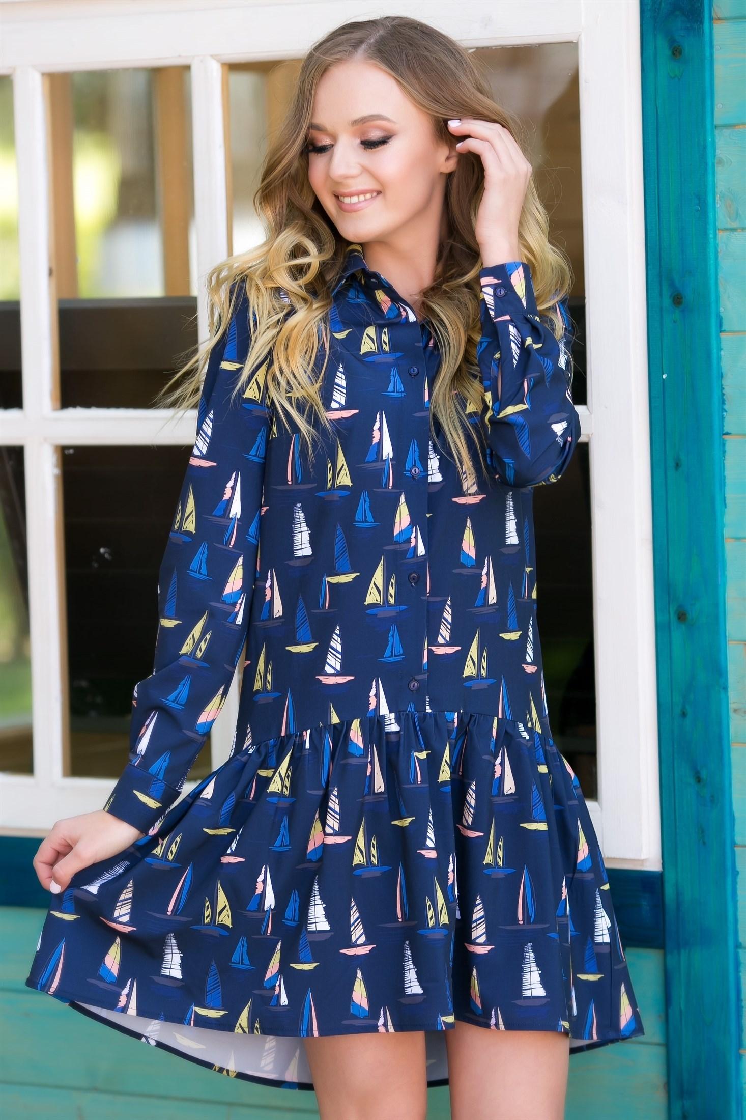 74-04 Платье