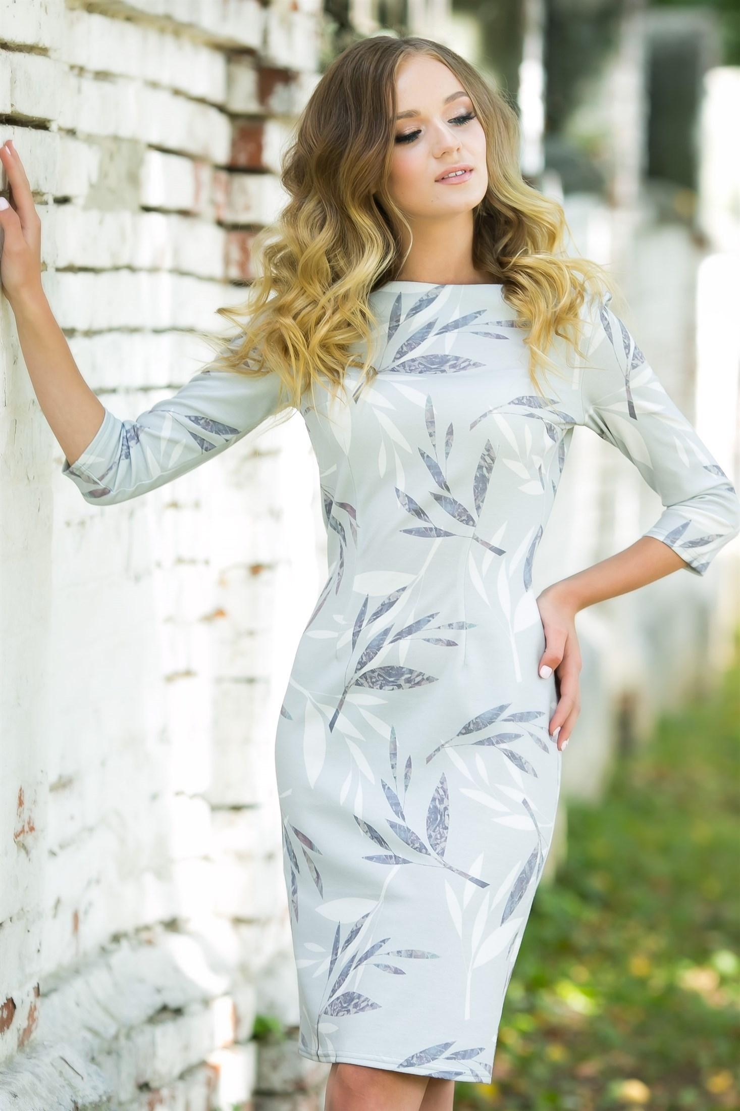 74-01 Платье
