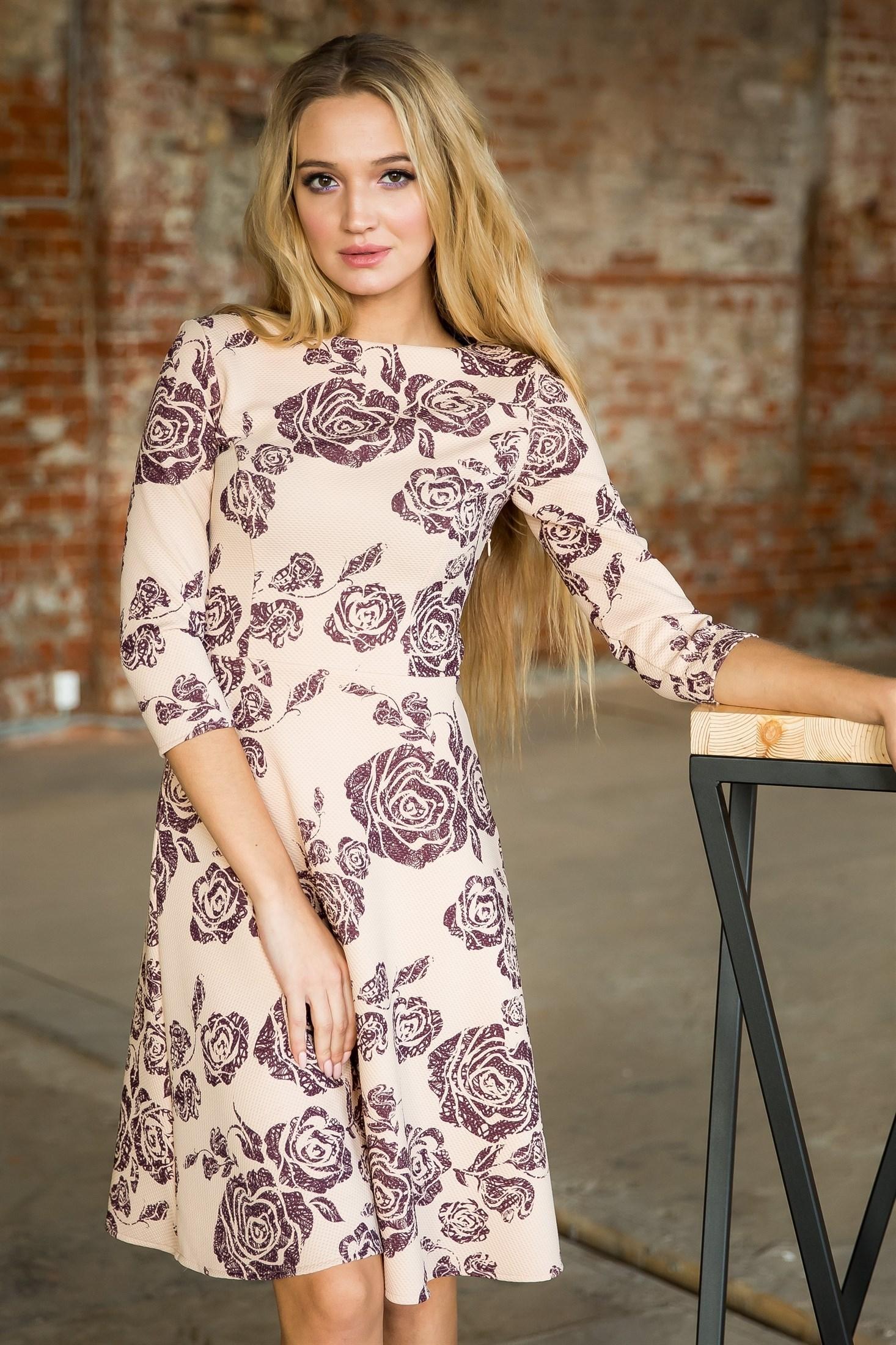 76-05 Платье