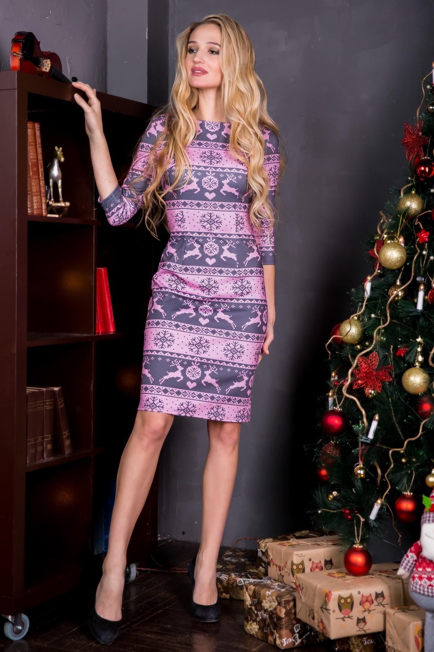 77-03 Платье
