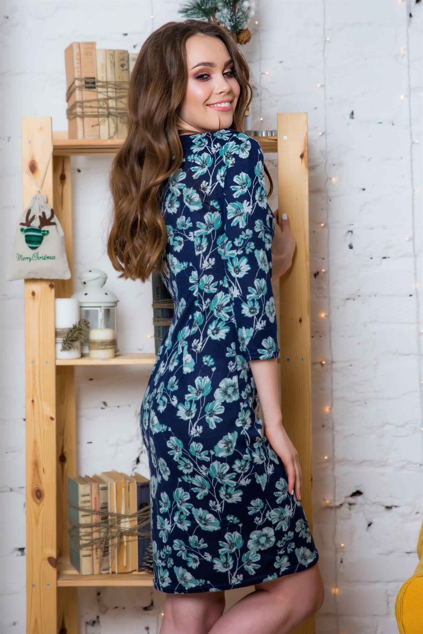 78-07 Платье