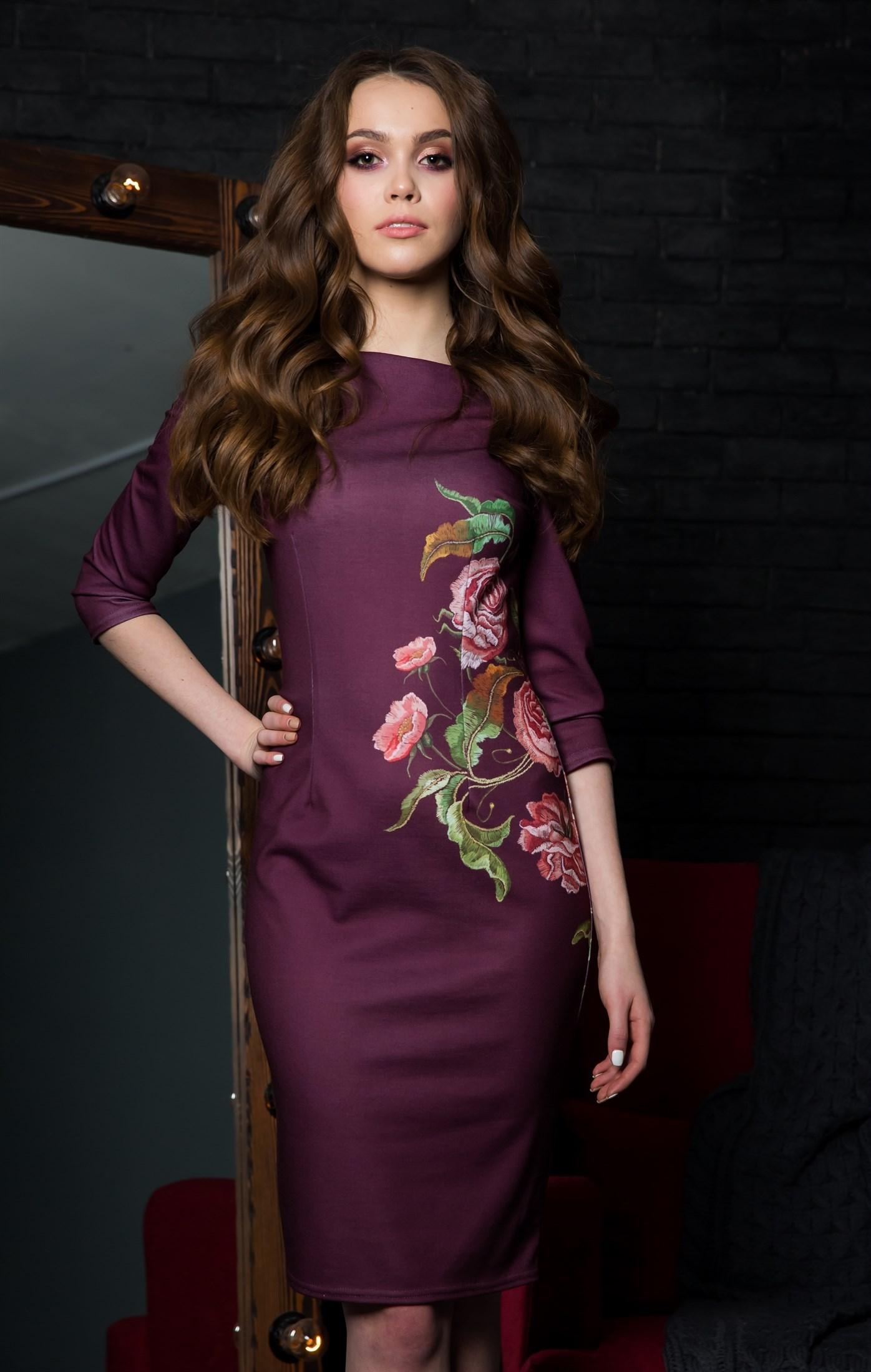 79-05 Платье