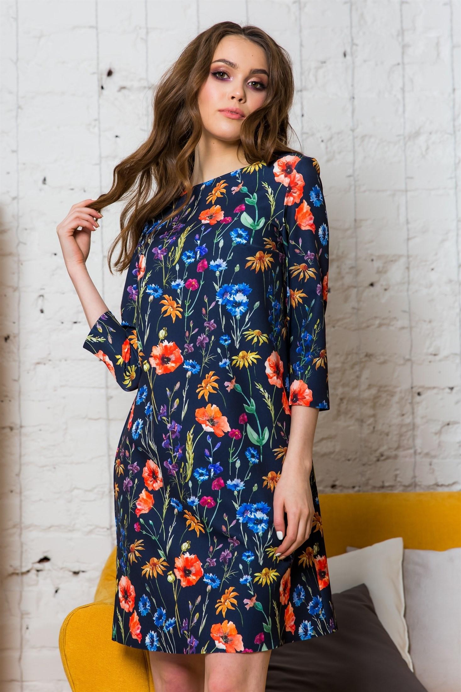 80-08 Платье