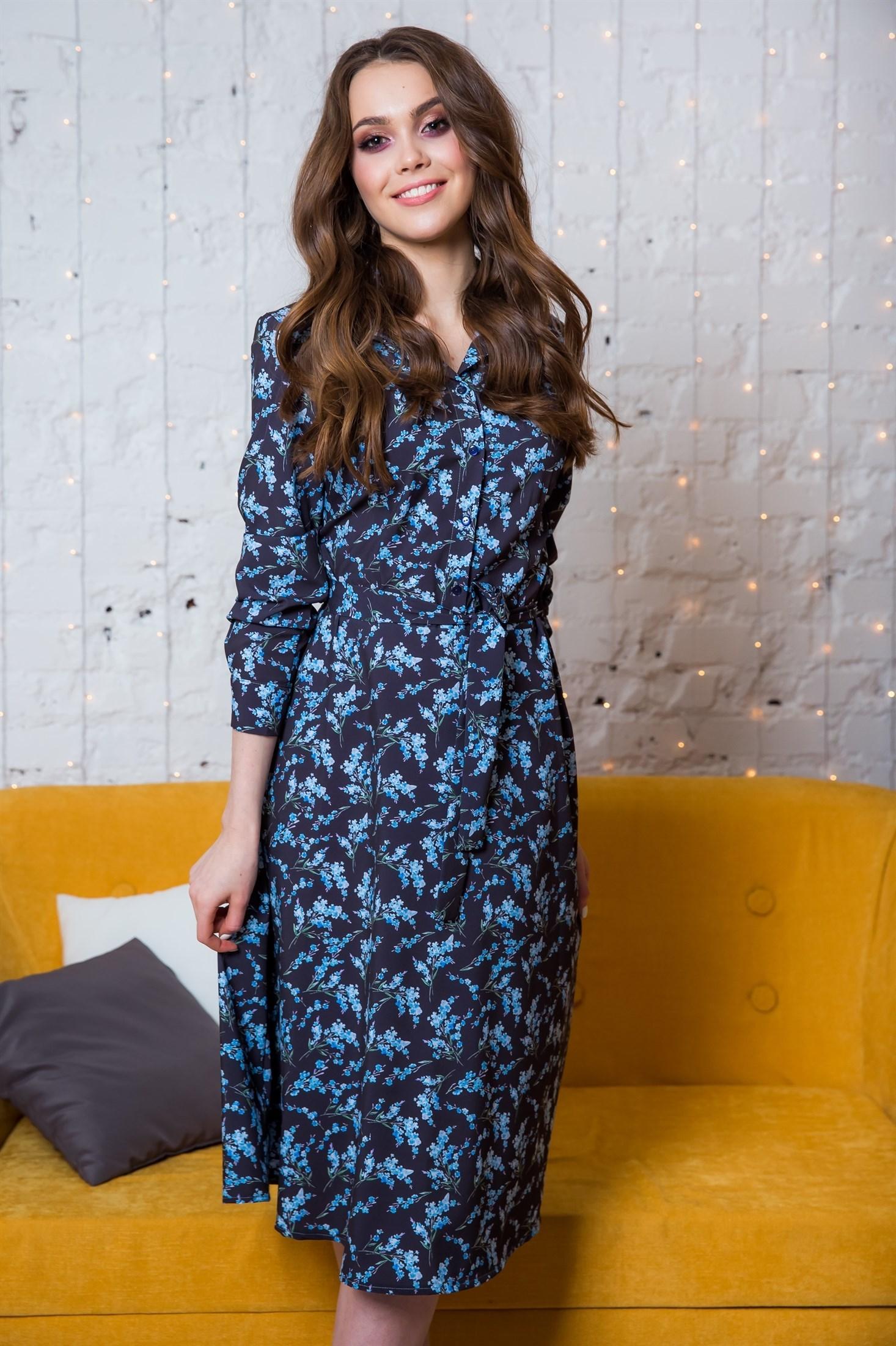 80-05 Платье
