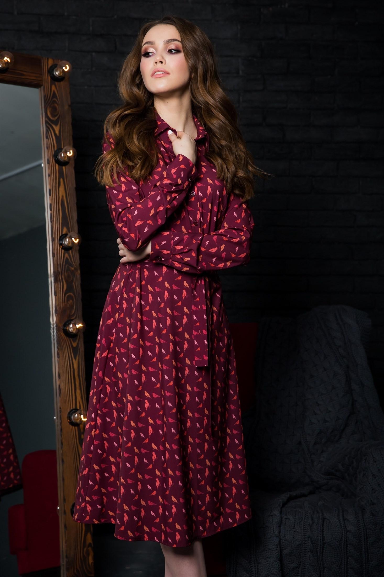 80-01 Платье