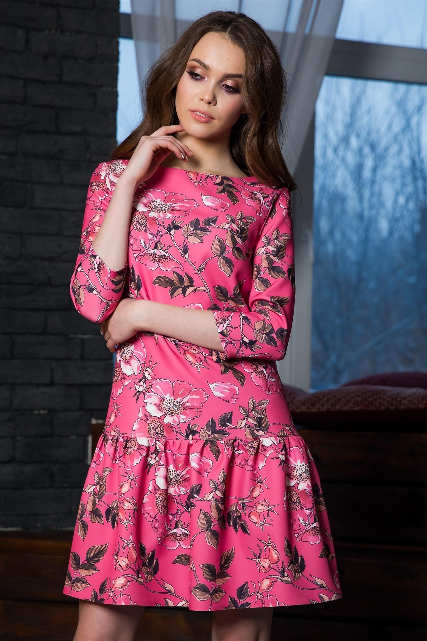 80-04 Платье