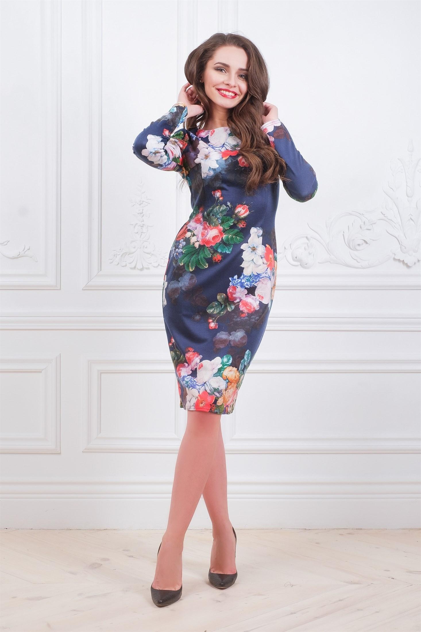 44-14 Платье