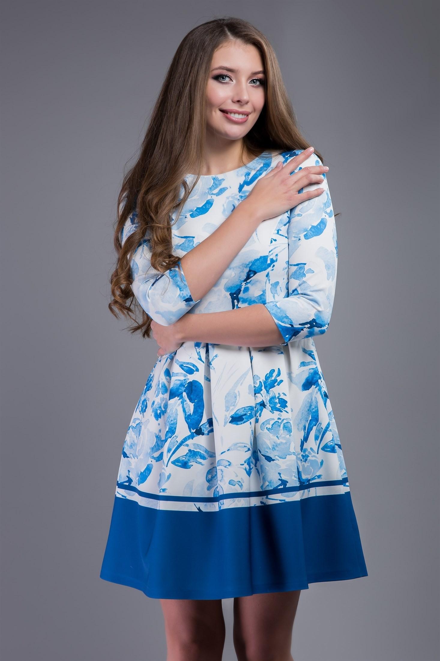 85-01 Платье