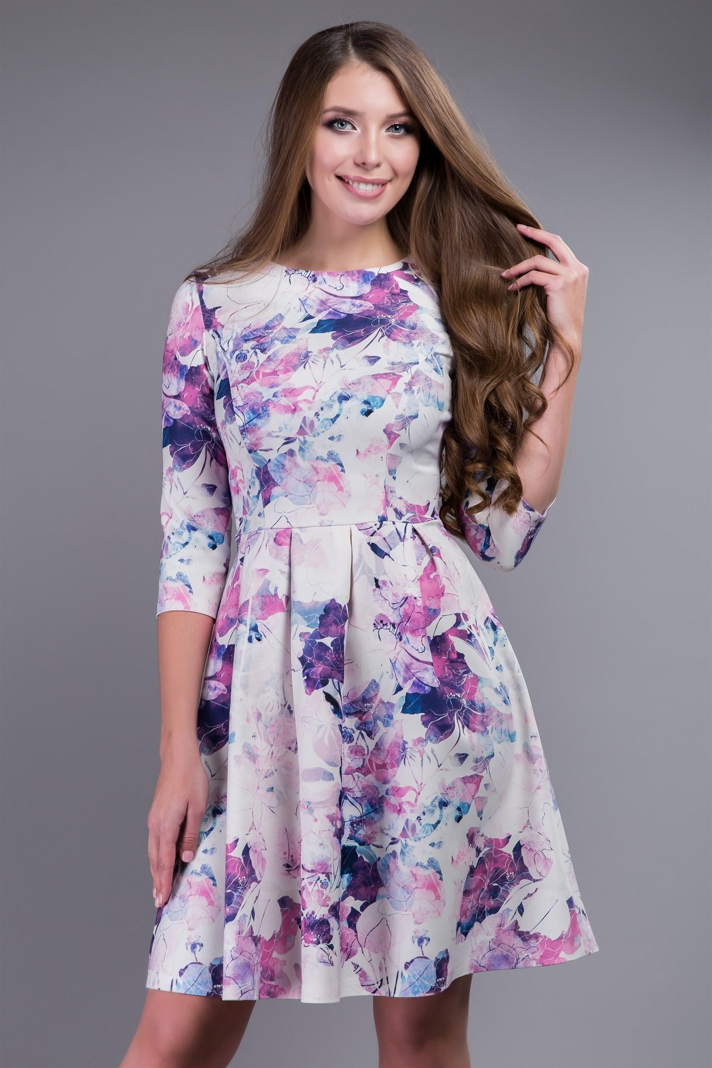 85-04 Платье
