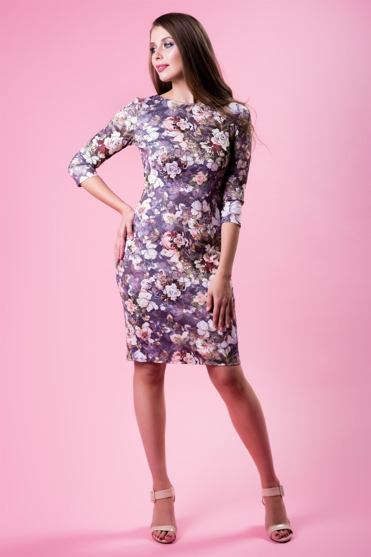 85-05 Платье