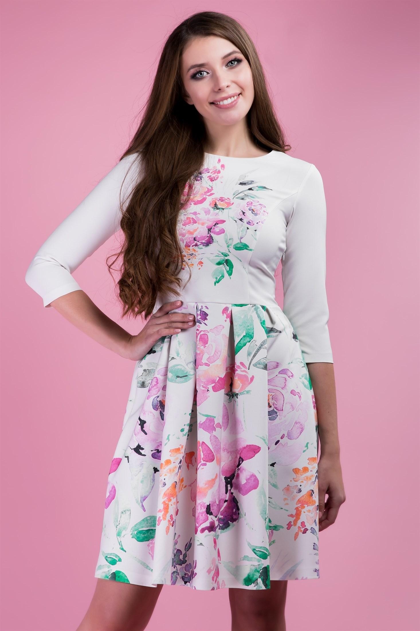85-07 Платье