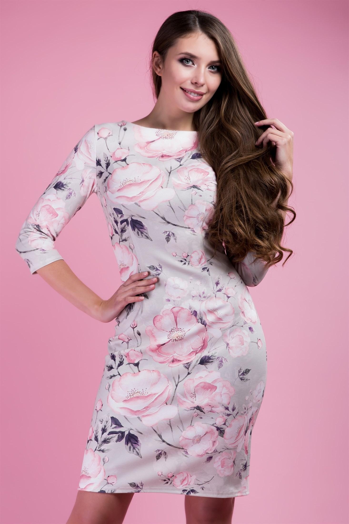 85-09 Платье