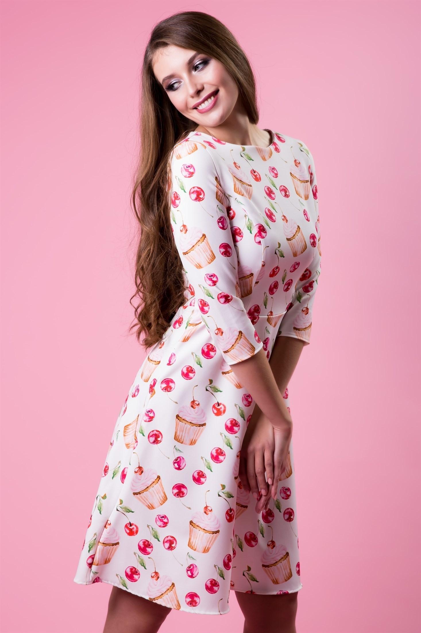 85-19 Платье