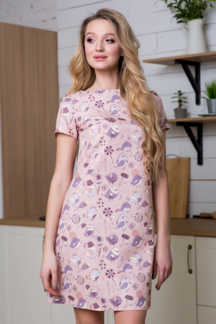 81-08 Платье