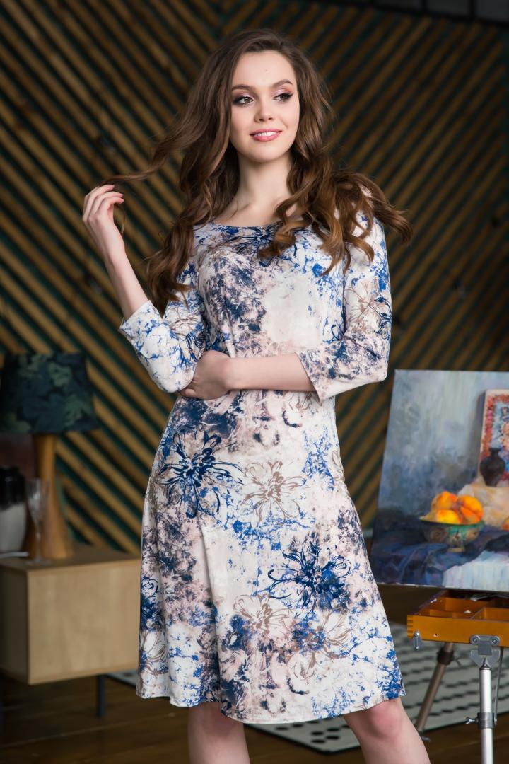 41-04 Платье