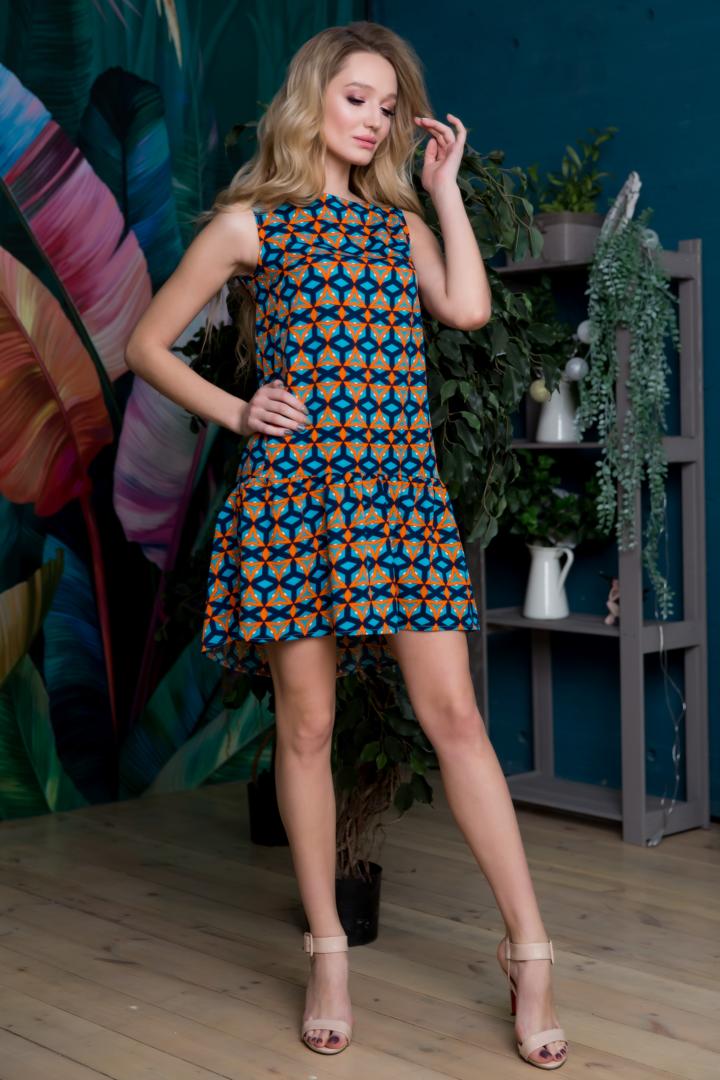 81-12 Платье