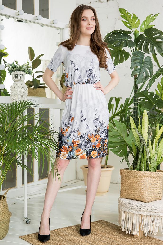 81-07 Платье
