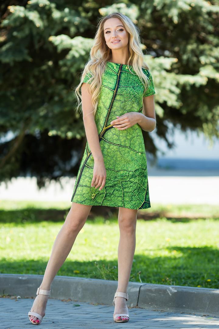 84-02 Платье