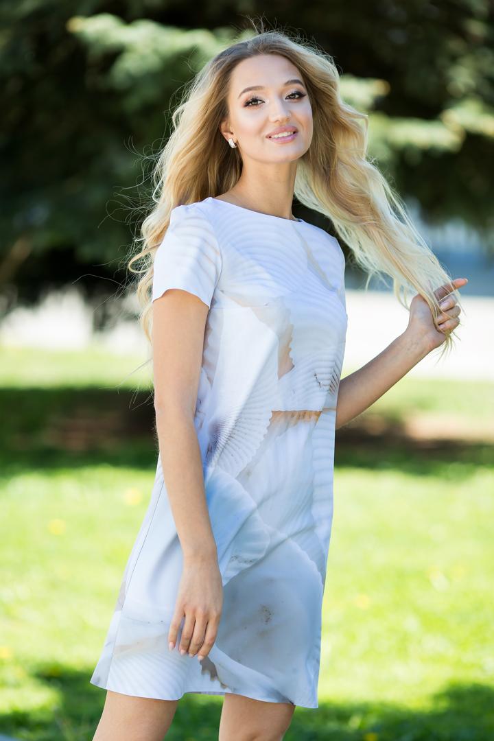 84-04 Платье