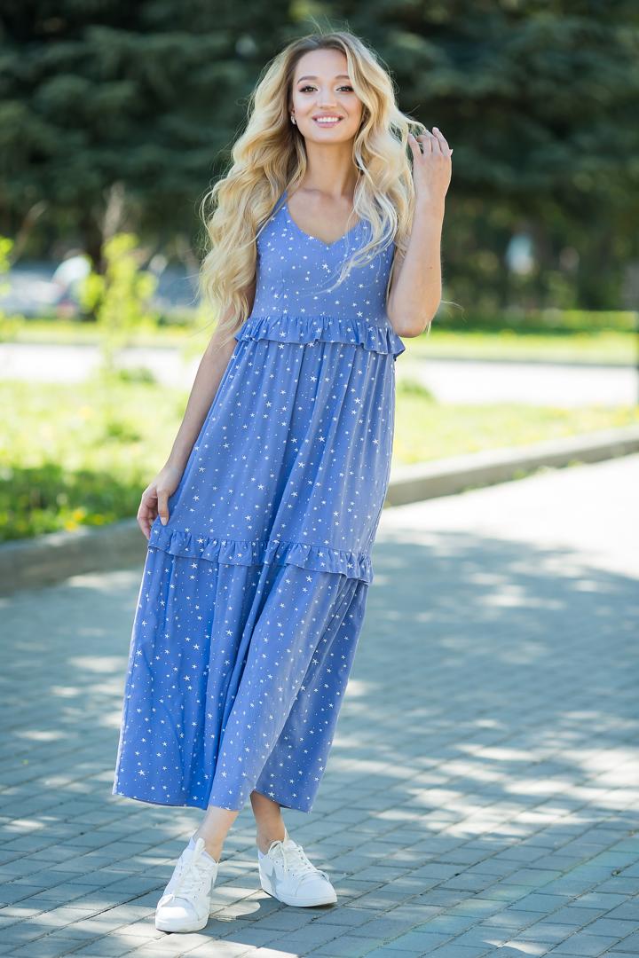 86-02 Платье