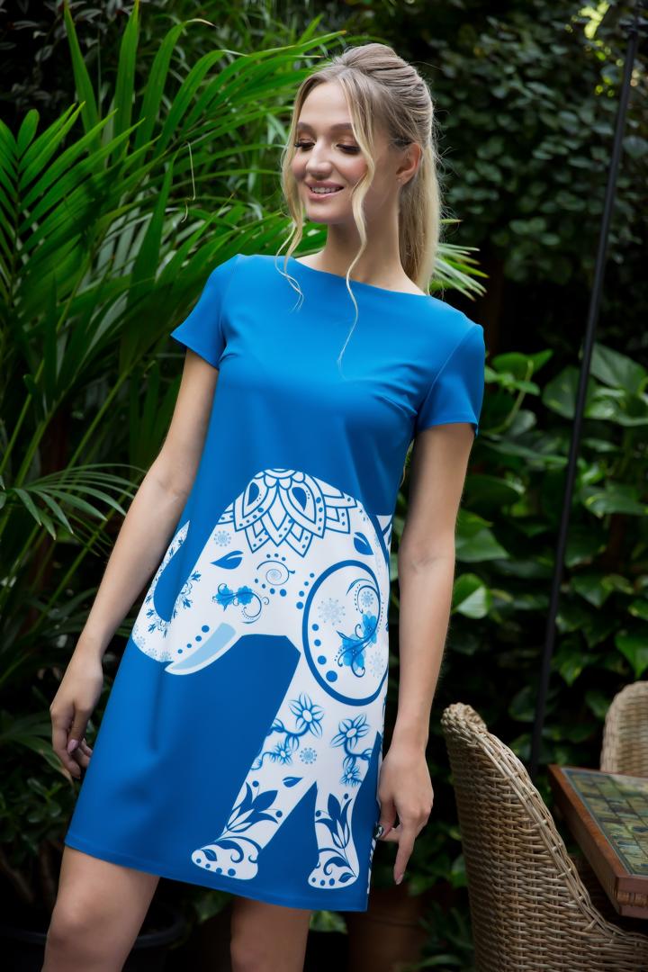 87-04 Платье