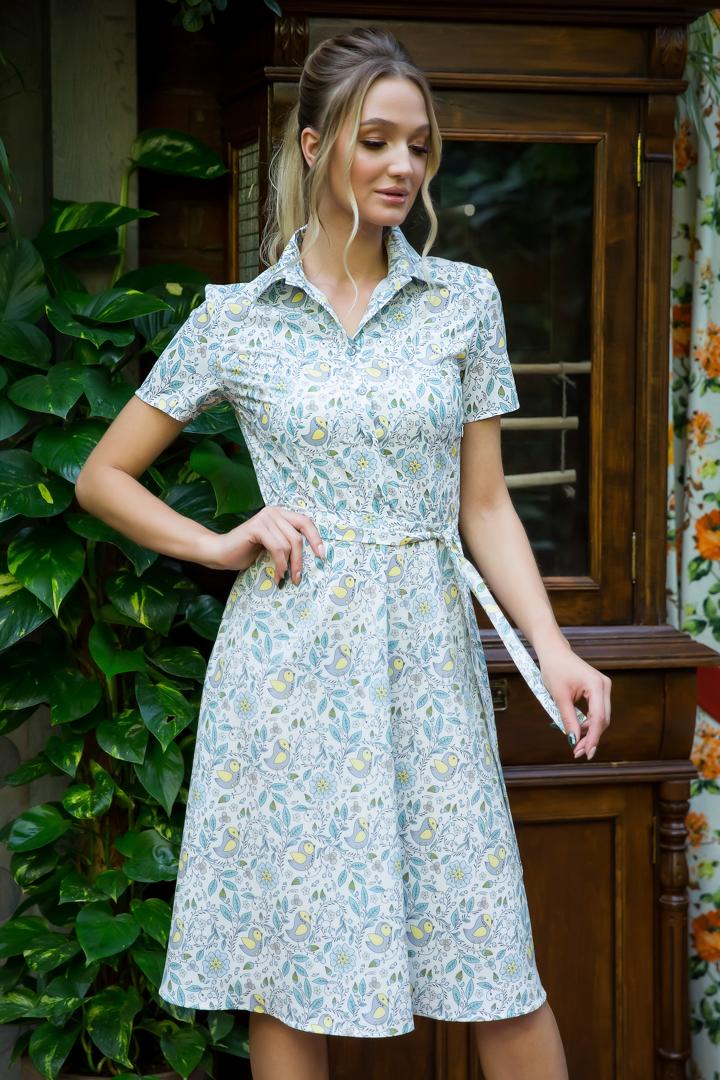 87-05 Платье