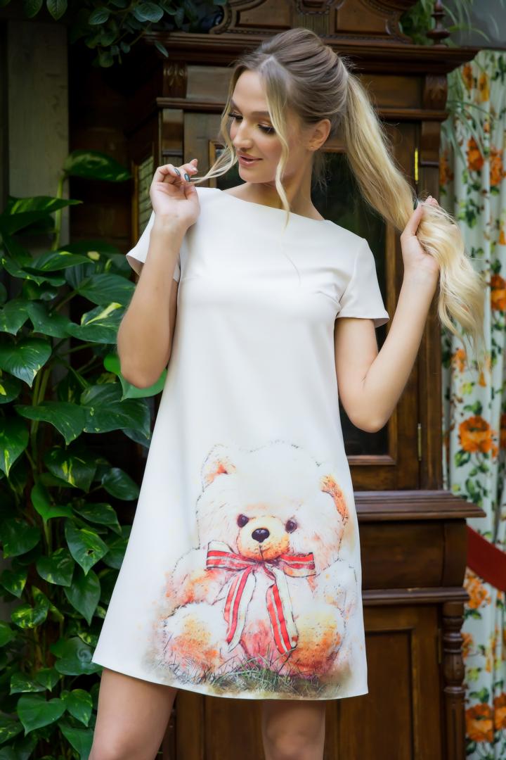 87-08 Платье