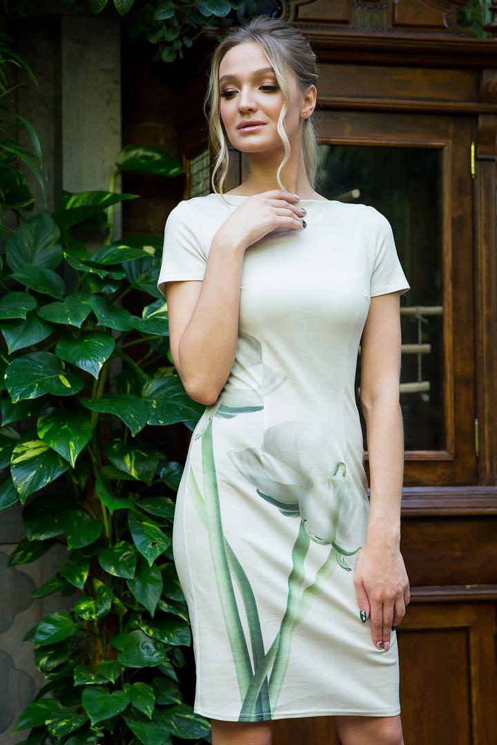 87-14 Платье