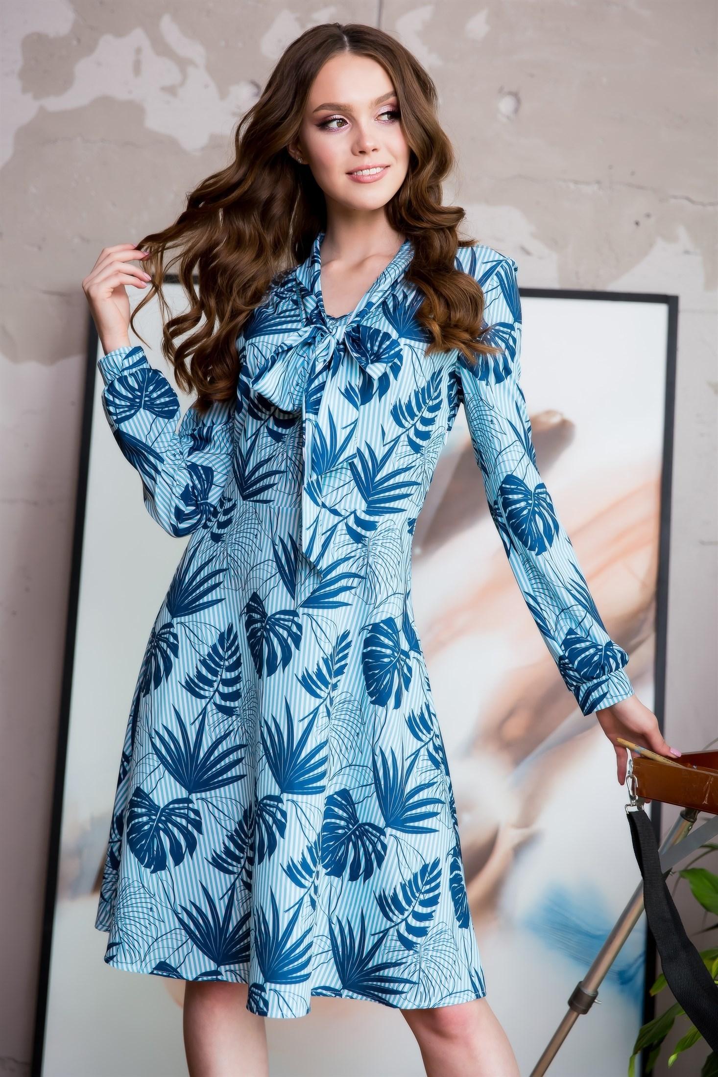 90-02 Платье