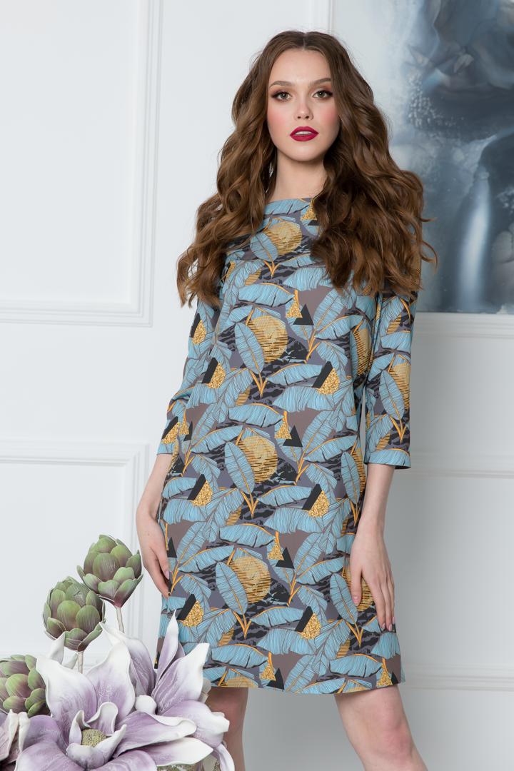 91-09 Платье