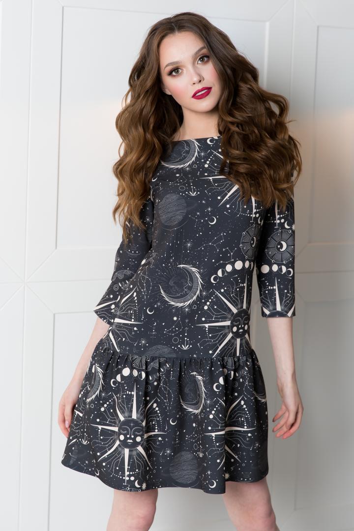 91-04 Платье