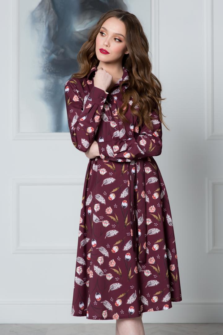 91-02 Платье