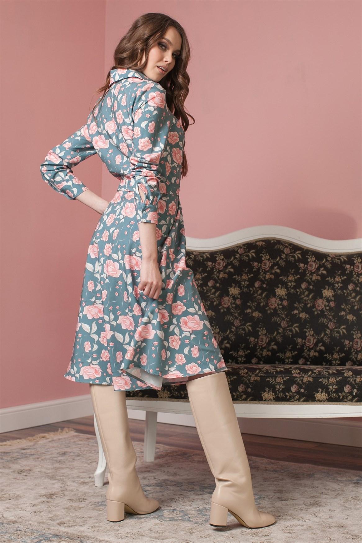 94-12 Платье - фото 10005