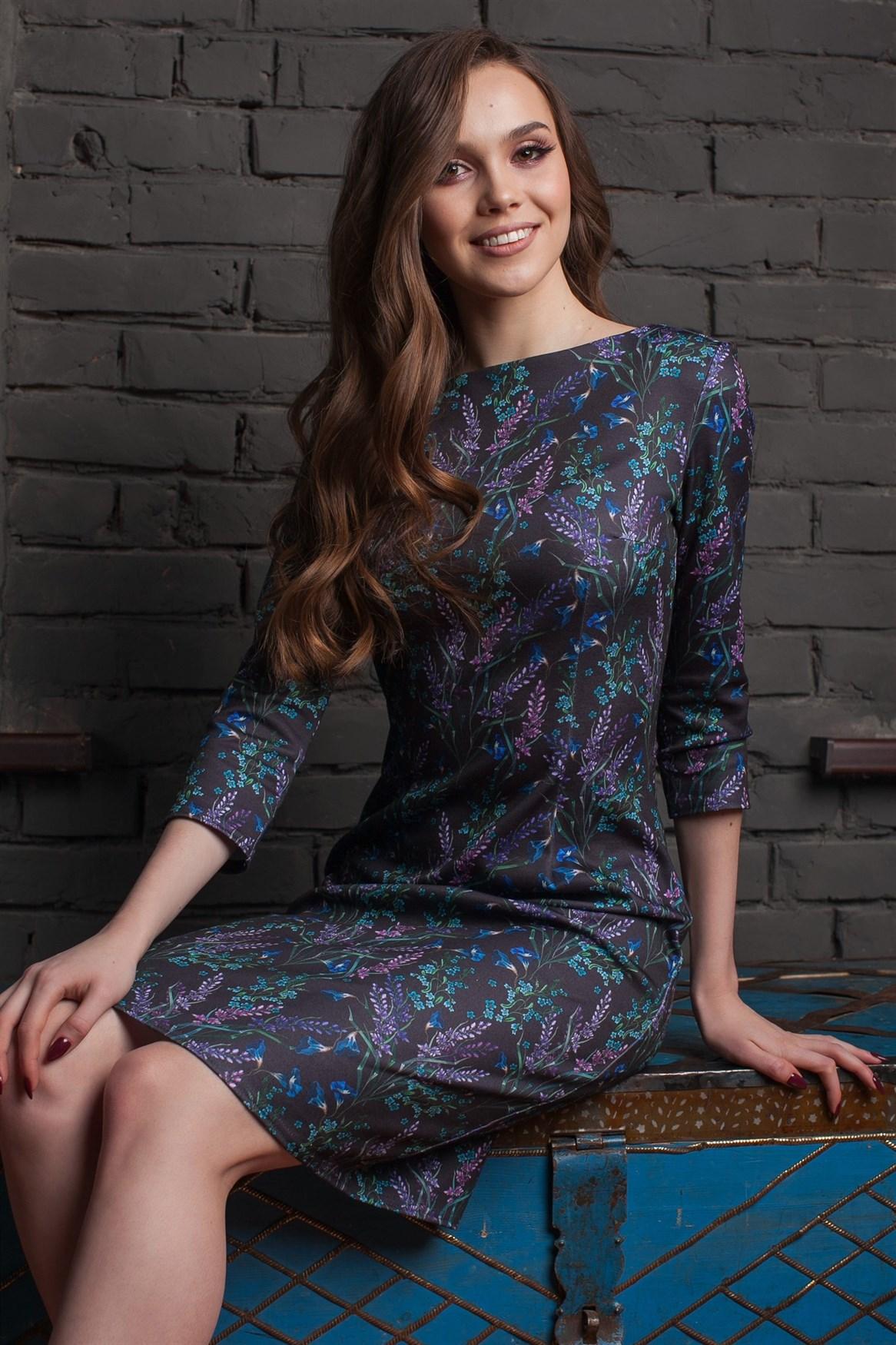 96-01 Платье - фото 10093