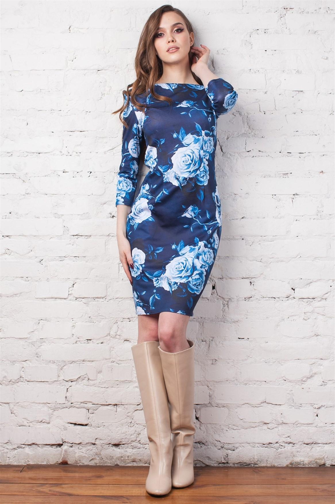 96-02 Платье - фото 10102