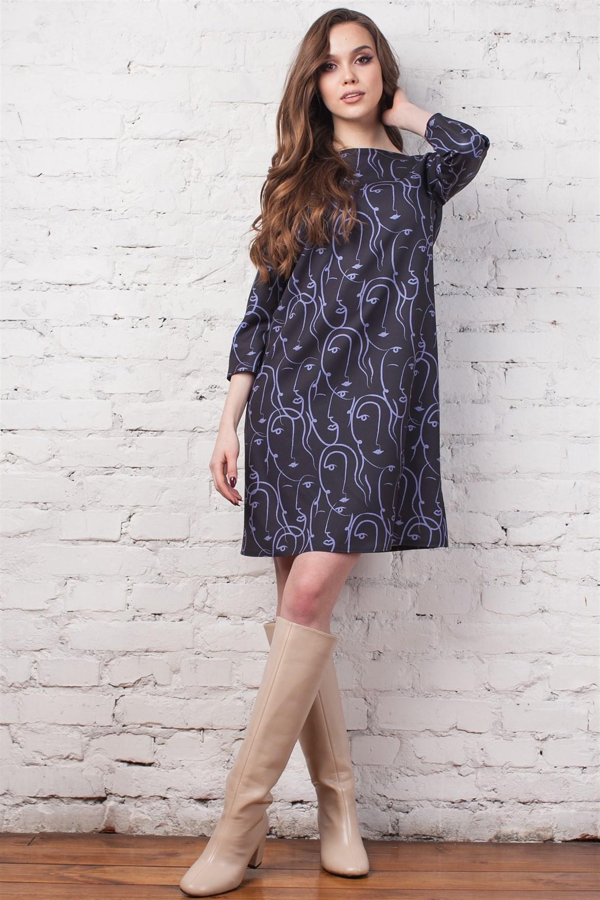 96-10 Платье - фото 10171