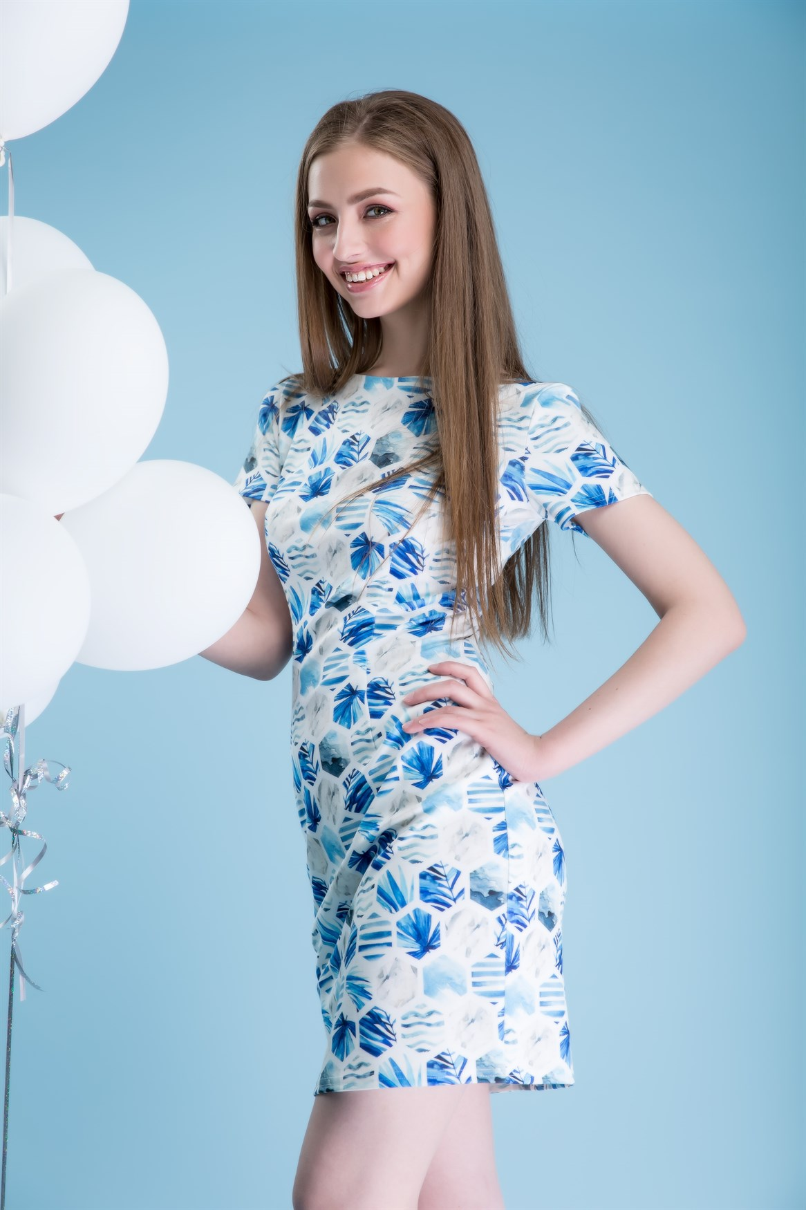 S020 Платье - фото 10273