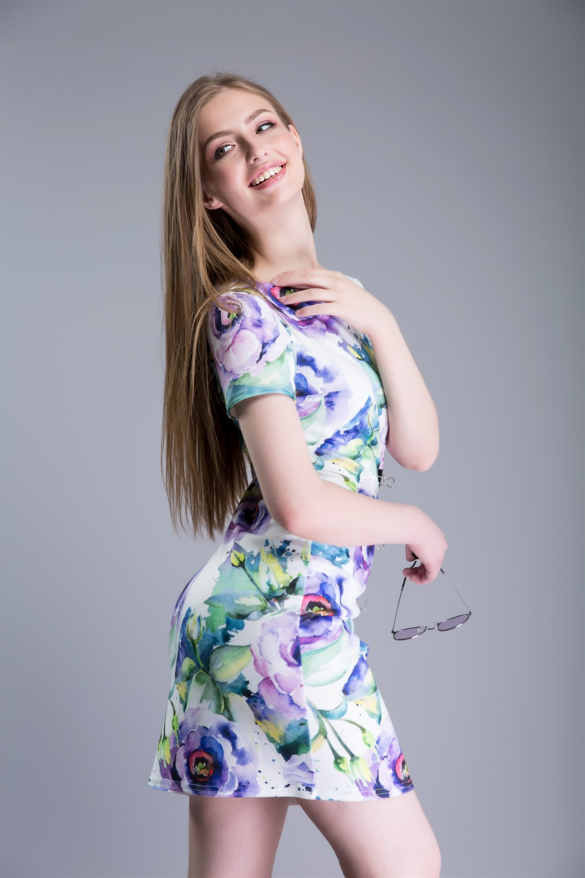 S024 Платье - фото 10297