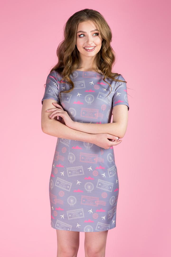 S101 Платье - фото 10510