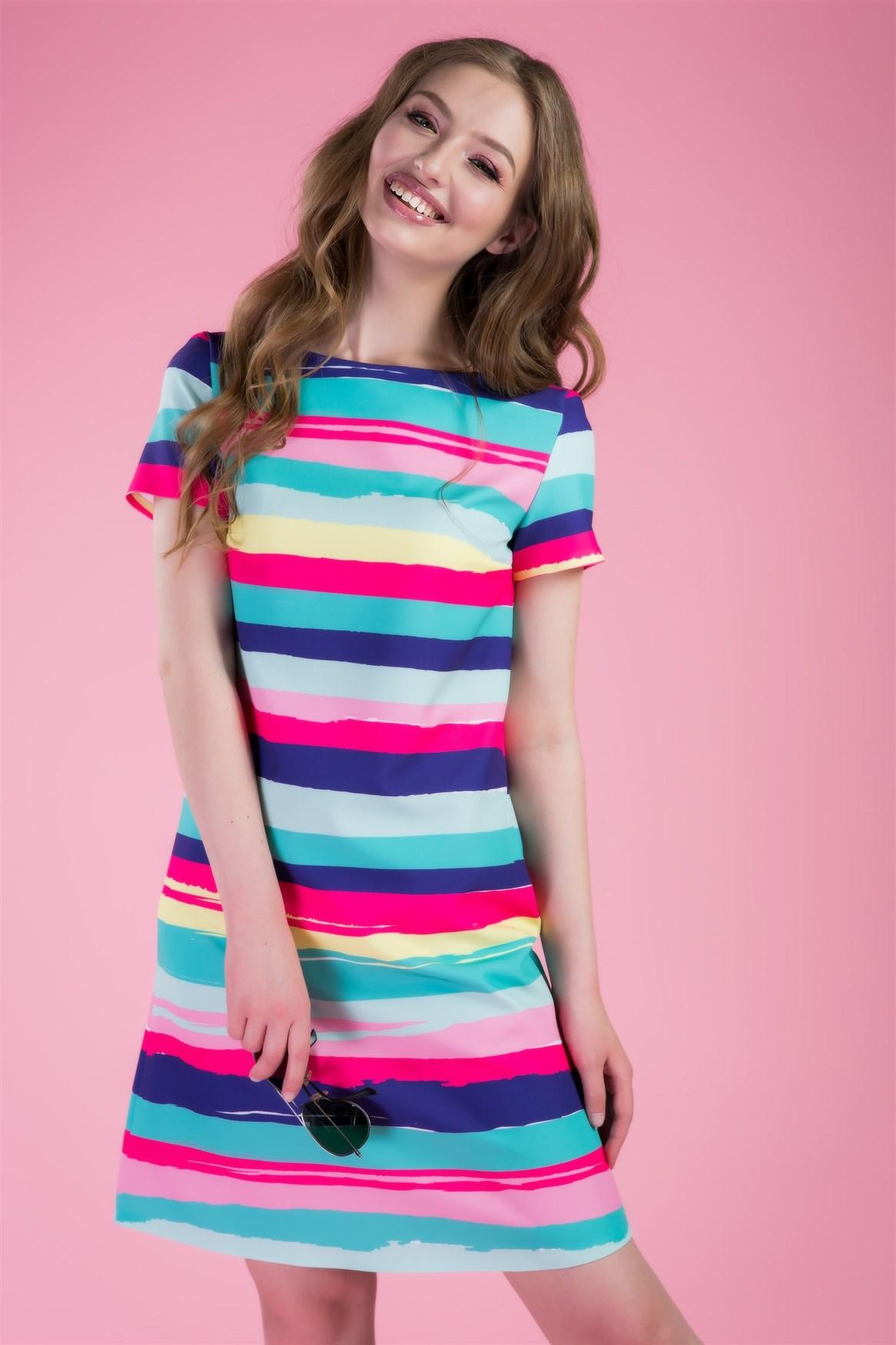 S129 Платье - фото 10561