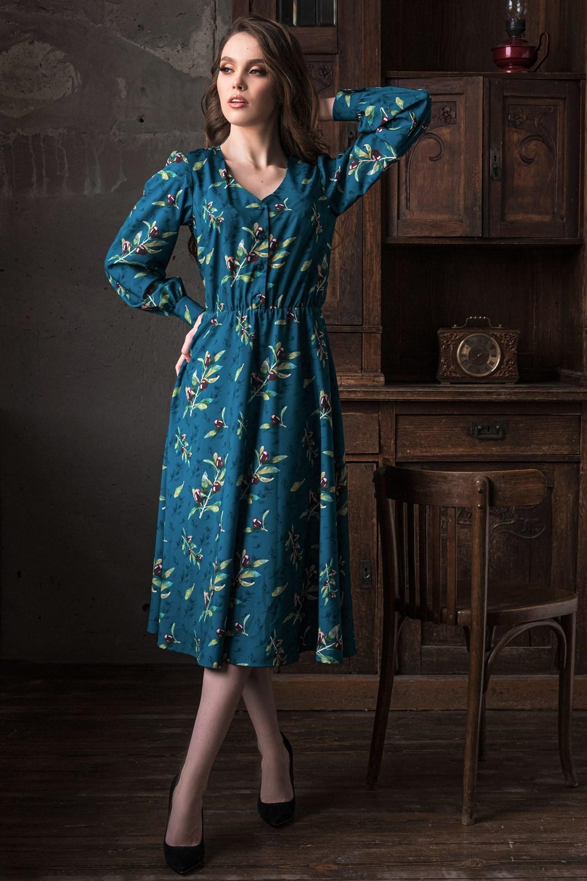 99-04 Платье - фото 10884