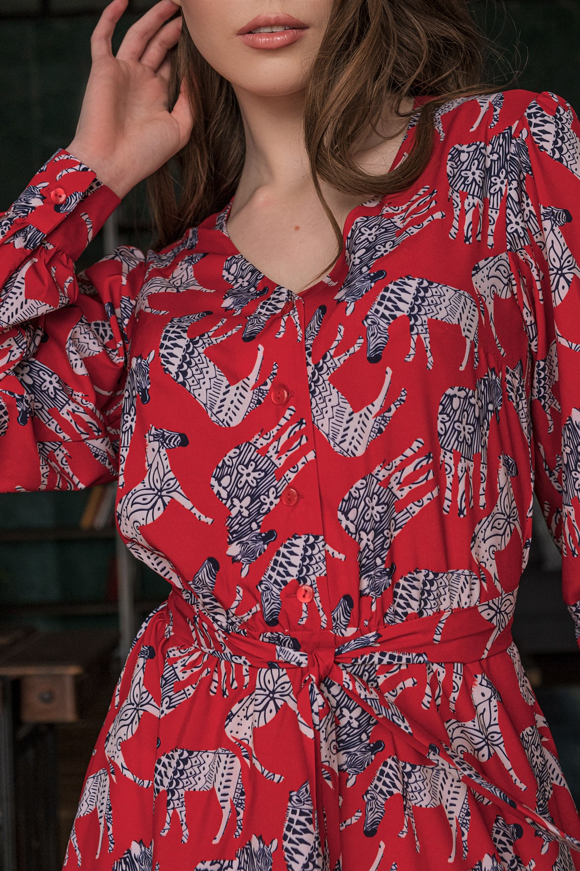99-08 Платье - фото 10922