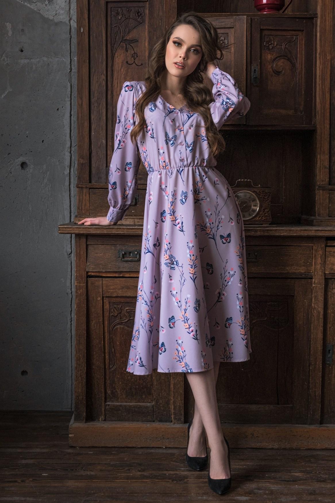 99-13 Платье - фото 10962