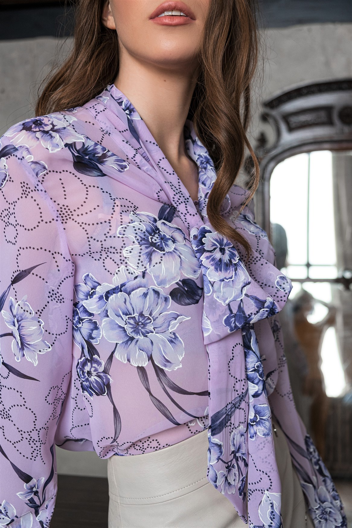 99-16 Блуза - фото 11002