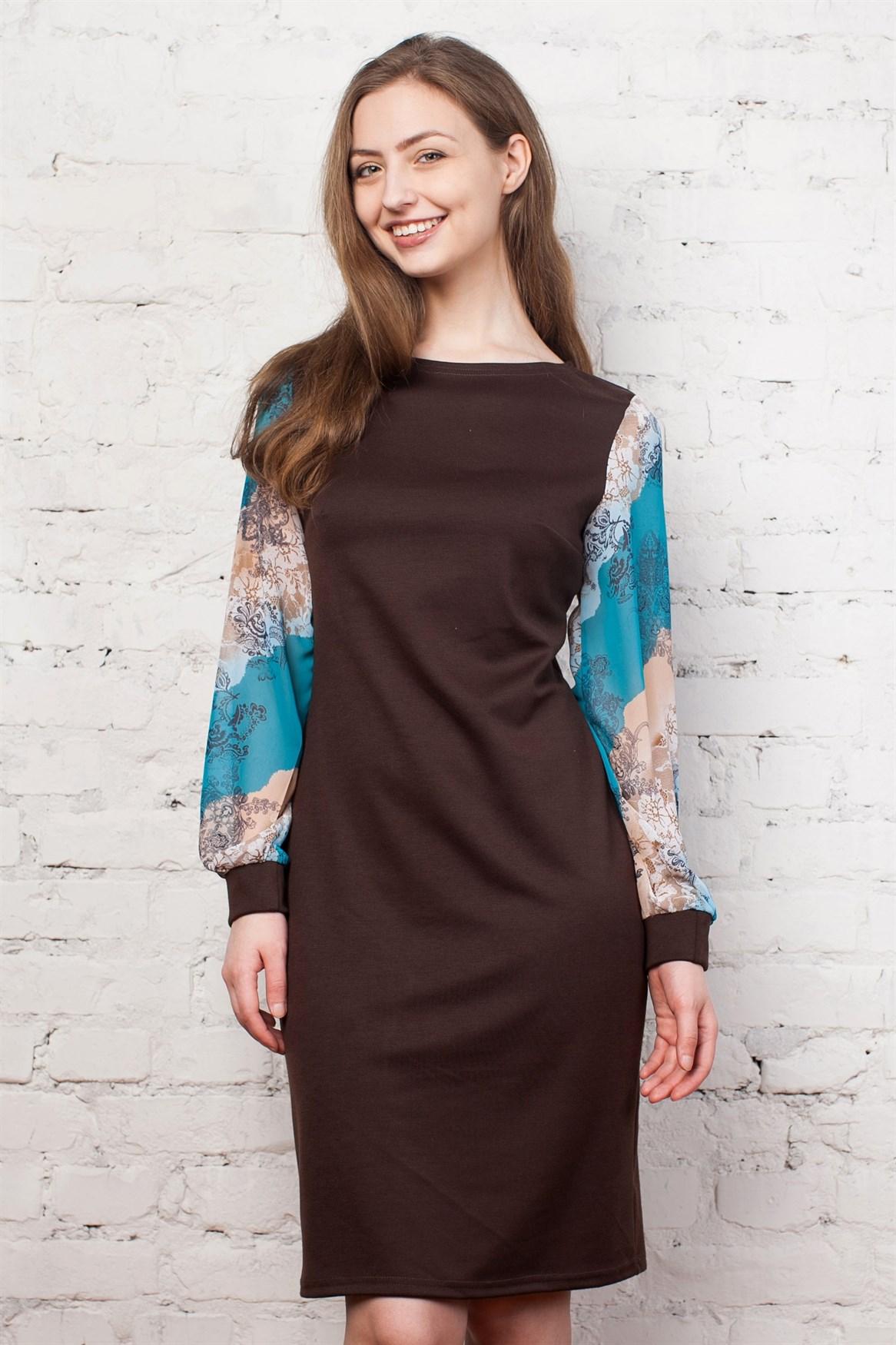 Н-384* Платье - фото 11115